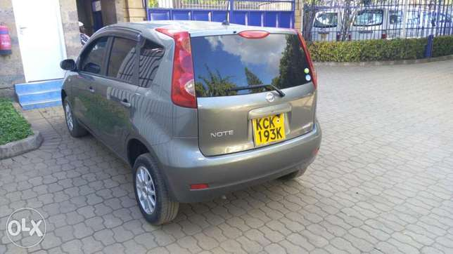 Fully-loaded Nissan note Dagoretti - image 2