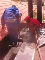 We offer waterproofing touch on and roof repairs