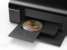 Epson L805.. Prints wirelessly, Prints Cd's, Plastic ID's, Papers