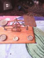 antique small scale!! MUST GO