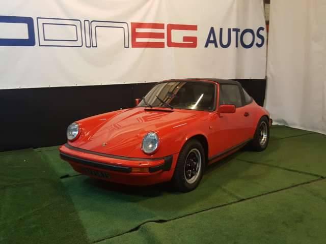 Porsche 911 3.0 204cv SC TARGA CABRIOLET - 1982
