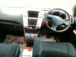 Toyota harrier 2010 model 2WD 2.4cc low and genuine mileage 71000km