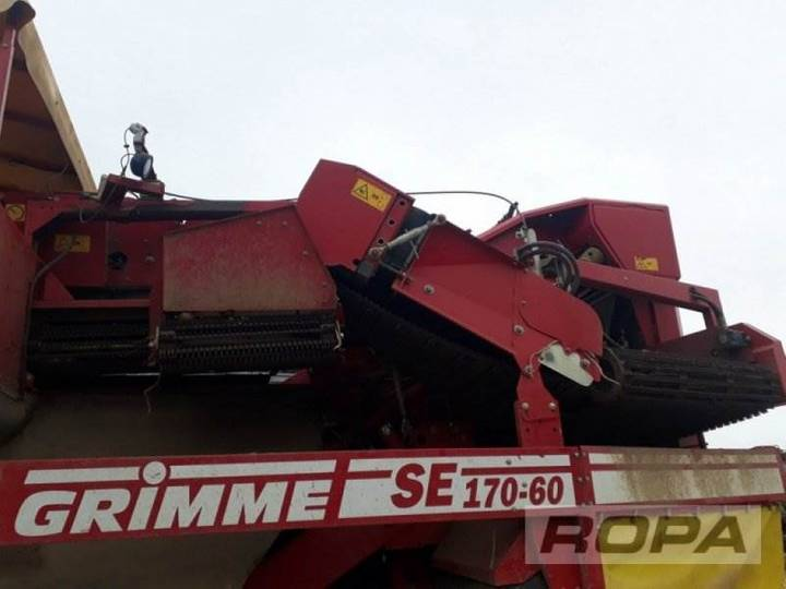 Grimme Se 170-60 Ub - 2010 - image 9