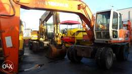 Fiat-Hitachi FH150W3 - To be Imported