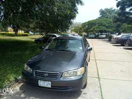 Clean Toyota Camry Envelope 2002