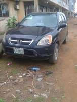 Registered Honda Crv 2004 Model For Sale(clean)