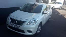One in a million! 2013 Nissan Almera 1.5 Acenta+ Low low mileage!!