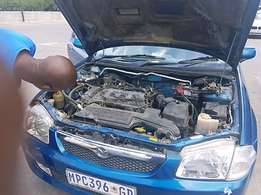 Mazda Etude for sale. 1.8 engine spot. in good condition for sale