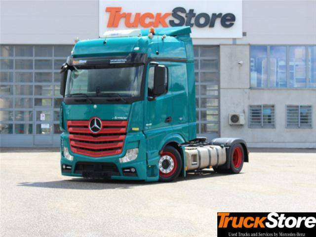 Mercedes-Benz Actros 1848 LS nRL Low Liner - 2014