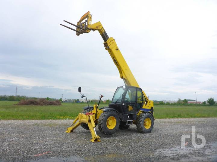 JCB 540-170 4000 Kg 4x4x4 - 2006