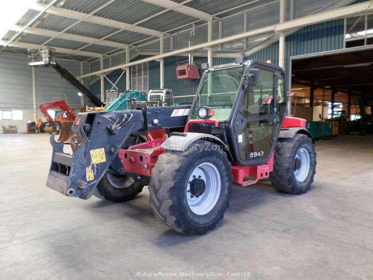 Massey Ferguson Mf8947 - 2007