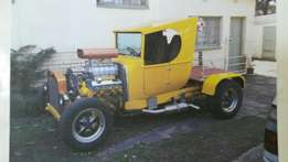 1921 Ford T bucket for sale
