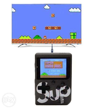 sup mario handheld console ma3 400 games