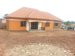 3bedrooms 2 bathrooms 90% complete for sale in Kasangati,Wakiso