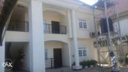 Sweet 3bedroom to let at wuse2