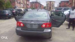 Just Imported Toyota Corolla 2007