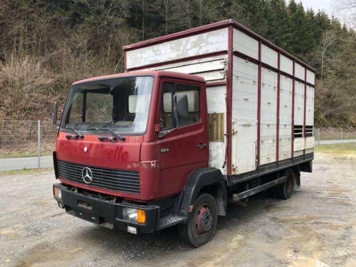 Mercedes-Benz 814 ** Viehtransporter ** - 1989
