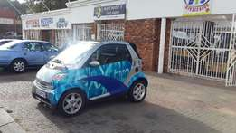 smart car for sale R50000neg