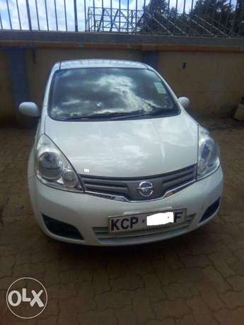 New Nissan Note KCP with alloy rims Nairobi West - image 2