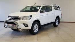 Toyota Hilux 2.8 GD6 RB Raider double cab automatic