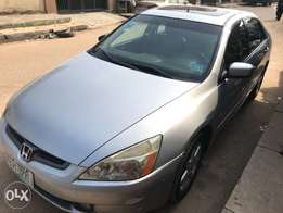 2004 Honda Accord EX V6