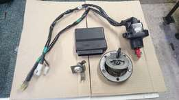 YAMAHA R1 complete coded ignition system [04-06 model]