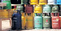 13kg Gas Cylinders