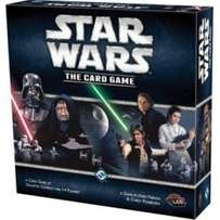 NEW! Star Wars The Card Game