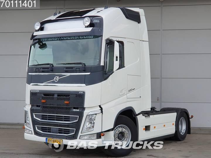 Volvo FH 500 XL 4X2 Retarder I-Park Cool Xenon NL-Truck - 2016
