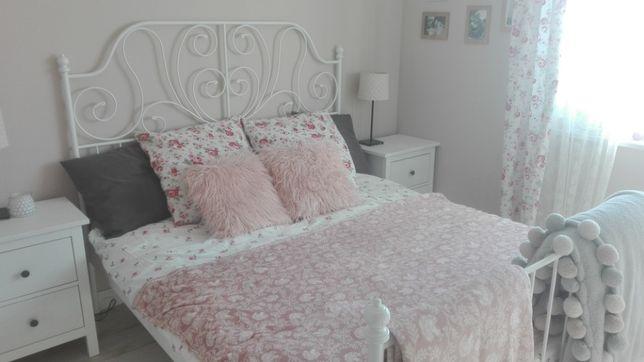 Rama łóżka Ikea Leirvik 160x200 świecie Olxpl
