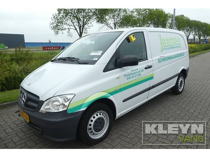 Mercedes-Benz VITO 113 CDI versnellingsbak defe - 2012