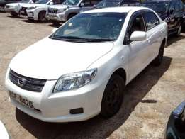 2008 Locally Used Toyota, Axio Petrol for sale - KSh800,000