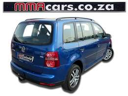 2008 VW TOURAN 1.9 TDI DSG R129,890.00