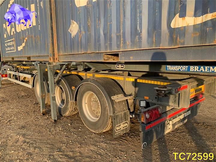 Van Hool wisselsysteem Container Transport - 2011