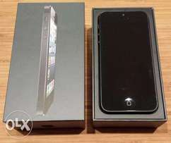iphone 5 64gb brand new color black