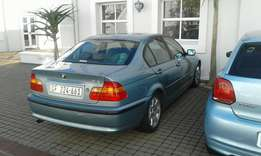 BMW E46 318i for sale with full service history