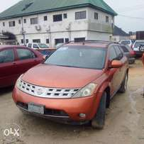 clean registered nissan murano for sale