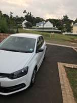 VW polo 2016 model trendline 1.2tsi 27000km