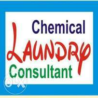 Laundry chemical consultants