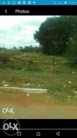 Land kuinet 10 acres touching tamac good for estate and home Eldoret East - image 1