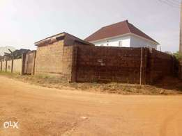 900sqm Fenced and Gated Corner Plots with C of O. Old GRA, Enugu