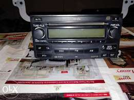 Toyota Yaris Sedan MP3 Player
