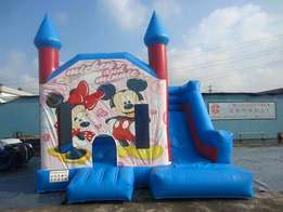Themed Bouncing castles for hire
