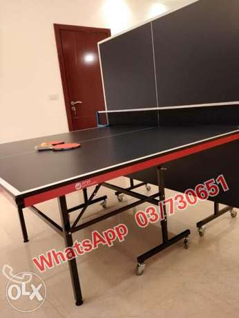 (Ourex) table tennis