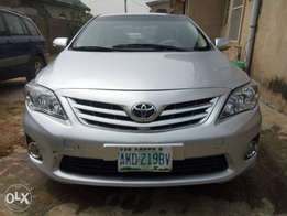 Super Duper clean Corolla 2011 model at give away price