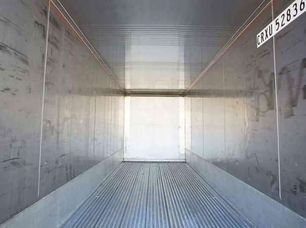 Dry containers and refrigerated containers(reefers) Industrial Area - image 3