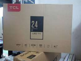 "Tcl 24"" digital TV"
