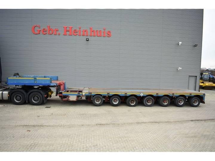 Broshuis 7 ABSD-88 Powersteering 7 Meter Extandable! - 1993