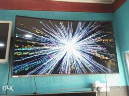 Samsung 48inch 6 Series Curved Full HD Smart LED TV