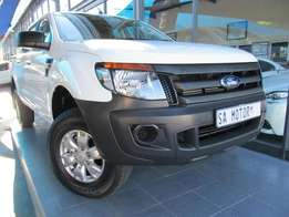 2014 Ford Ranger 2.2 XL Hi-Rider Double cab